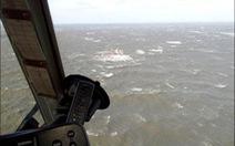 Tàu cá Hàn Quốc chìm trên biển Bering, 52 người mất tích