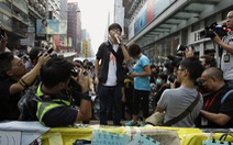 Các thủ lĩnh biểu tình Hong Kong tuyệt thực