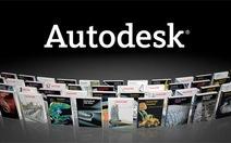 AutoDesk miễn phí phần mềm cho giáo viên, sinh viên