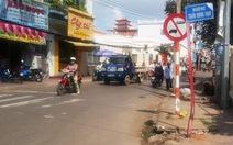 Bình Thuận bác tin đồn CSGT ép xe, người dân té chết