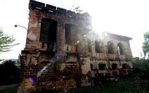 Trùng tu thành cổ duy nhất ở Nam Bộ