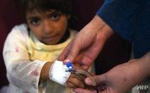 Hàng chục trẻ em Pakistan bị truyền máu nhiễm HIV
