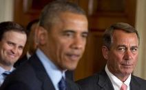 Hạ viện Mỹ thông qua luật chi tiêu quốc phòng năm 2015