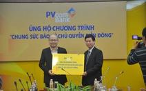 PVcomBank chung sứcbảo vệ chủ quyền biển Đông
