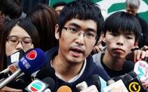 Hiệp hội sinh viên Hong Kong sẽ ngừng biểu tình?