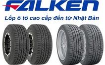 Tặng tiền lên tới 350.000 VND khi mua lốp xe Falken và Fizenza