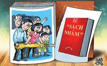 """Ứng xử với """"sách nhảm"""":Quyền lực của người đọc"""
