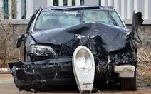 CSGT lái xe BMW gây tai nạn, 2 người chết