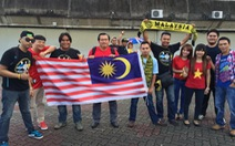 CĐV Malaysia quá khích: chỉ là số ít!