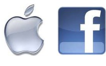 Facebook khẩu chiến với Apple