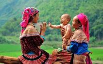 Duy trì mức sinh từ 1,9-2,0 con/phụ nữ