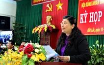 """""""Nhiệm vụ số 1 của Đắk Lắk là ổn định chính trị"""""""