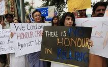 """Pakistan:Cả nhà bị tàn sát vì mối thù """"danh dự"""" 28 năm"""