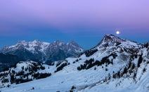 """Khám phá """"vùng đất tuyết""""Kitzbühel"""