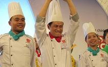 Khách sạn Caravelle đoạt giải nhất Chiếc thìa vàng 2014