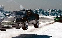 Xe đóng phim James Bond bị đánh cắp
