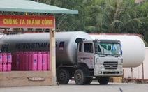 Bồn chứa 40 tấn gas rò rỉ, hàng chục hộ dân sơ tán