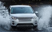 Land Rover Discovery Sport 2015 đối thủ củaBMW X3