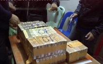 Lực lượng Lào - Việt bắt vụ vận chuyển 92 bánh hêrôin