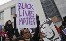 New York, Washington tê liệt vì biểu tình sắc tộc