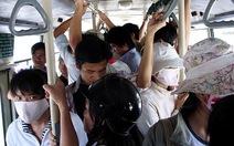 Bị quấy rối tình dục trên xe buýt, nhiều nạn nhân im lặng