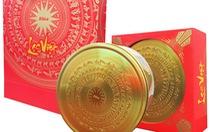Dịp Tết Bibica ra mắt bánh Lạc Việt với vỏ hộp trống đồng Ngọc Lũ