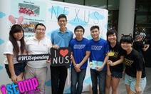 21-12: Ngày hội giải đáp thắc mắc tuyển sinh cử nhân NUS tại TP.HCM & Hà Nội