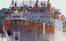 Ấn Độ bán tàu tuần tra cao tốc cho hải quân Việt Nam