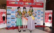 Nguyễn Thanh Hạnh đăng quang Người đẹp công sở 2014