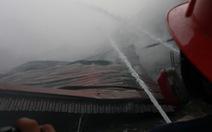 Cháy lớn ở Hải Phòng, lửa thiêu rụi gần 1000m vuông xưởng