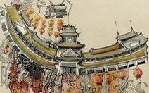 Sài Gòn xưa: tập sách tranh cho người yêu Sài Gòn say đắm