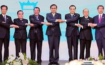 Hợp tác để sử dụng bền vững nguồn nước sông Mekong