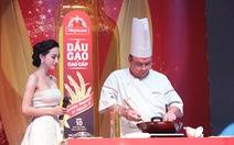 Dầu gạo đẳng cấp thế giới được sản xuất tại Việt Nam