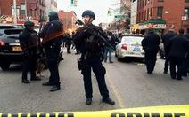 Nước Mỹ rúng động vì vụ sát hại cảnh sát