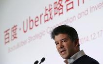 Người sáng lập Uber bị truy tố ở Hàn Quốc