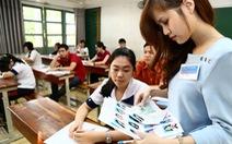 Đại học quốc gia TP.HCM:Nhận hồ sơ sớm, tuyển nhiều đợt