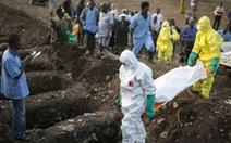 Dịch Ebola còn kéo dài đến hết 2015