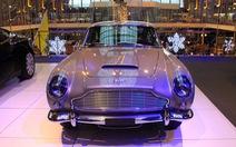 """Hình ảnh """"100 năm Aston Martin"""" tại Brussels Auto Expo"""