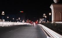 Thiết kế cầu không nắm nguyên tắc chiếu sáng nơi công cộng?
