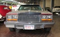 Trưng bày chiếc Cadillac đặc biệtcủa vua nhạcrock
