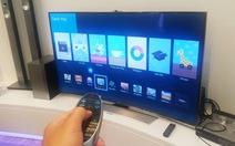Tizen, hành trình mới cho tivi thông minh năm 2015