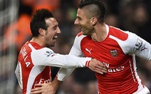 Arsenal chờ phá kỷ lục Boxing day