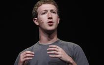 Ngôi thứ đại gia công nghệ: Facebook đứng đầu