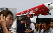 Máy bay AirAsia mất tích:11 giờ tìm kiếm trong vô vọng