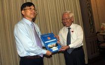 Ông Nguyễn Văn Trình làm giám đốc Học viện cán bộ TP. HCM