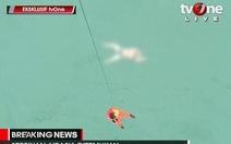 Tìm thấy xác máy bay mất tích, chưa thấy dấu hiệu sống sót