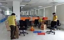 Dịch vụ chuyển nhà văn phòng trọn gói Vietnam Moving