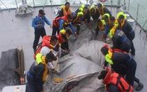 Đã tìm thấy phao trượt khẩn cấp của máy bay QZ8501