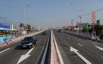 Thông xe cầu vượt Quốc lộ 1A - Hương lộ 2