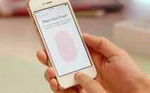 Dấu vân tay trên iPhone không còn an toàn